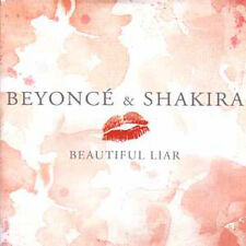 CD SINGLE Beyoncé KNOWLES & SHAKIRA	Beautiful liar CARD SLEEVE 2-track NEW NEUF