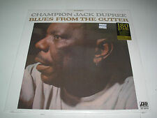 Champion Jack Dupree Blues From The Gutter LP sealed New 180 gram