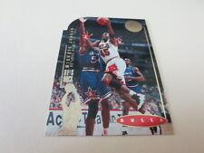 1995-96 Sp Championship Die Cut Michael Jordan #41 Bulls Last Dance
