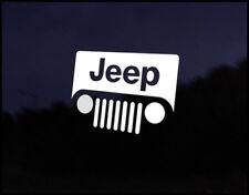 JEEP Logo Car Decal Sticker JDM Vehicle Bike Bumper Graphic Funny