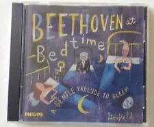Beethoven at Bedtime A Gentle Prelude to Sleep 2nd Symphony Music CD 1992