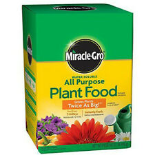 Miracle-Gro 2000992 Water Soluble All Purpose Plant Food, 8 Oz, 24-8-16