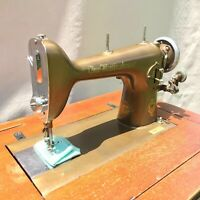 VINTAGE FREE-WESTINGHOUSE STYLE 955902-F SEWING MACHINE