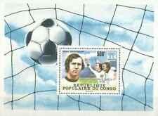 Timbre Sports Football Congo BF18 ** lot 23742