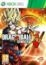 DRAGONBALL XENOVERSE Xbox 360 XBOX360 Shooting Video Game Original UK Rel Sealed