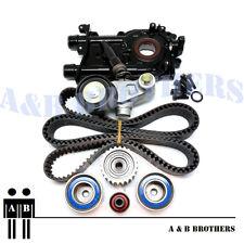 Fit 98~13 STi WRX EJ204 EJ205 EJ207 EJ255 EJ257 HNBR Timing Belt Kit +Oil Pump