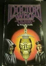 Doctor Who The Masque of Mandragora Target Novel Phillip Hinchcliffe