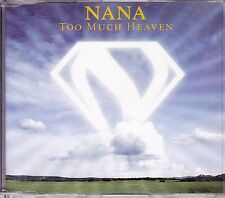 CD Nana - Too much Heaven - motor music - Maxi-CD