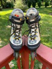 K2 Flight SoftBoot Carbon Air Inline Rollerblade Skates Size - 9