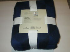 Nate Berkus Modern Geometric Blanket Project 62 Blue and Black King Size