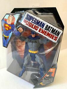 Superman/Batman Public Enemies Blue&Gray Batman Figure NEW Brimstone BAF Target