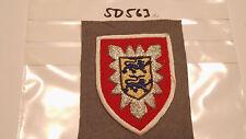 Bundeswehr asociación insignia oficial panzergrenadiebrigade 16 método antiguo (sd563 -)