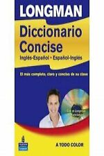 Longman diccionario Concise ingles-español/ español-ingles