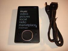 MICROSOFT  ZUNE  BLACK  CUStOM  120GB   NEW HARD DRIVE