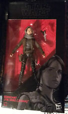 Jyn Erso Star Wars Rogue One the black series # 22 hasbro