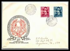 GP GOLDPATH: PORTUGAL COVER 1953 FIRST DAY COVER _CV777_P22