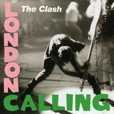 London Calling [LP] by The Clash (Vinyl, Aug-2015, 2 Discs, Sony Music)