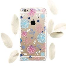 Peonies Silicone New iPhone XS Max XR Rubber Snap Case Floral iPhone 7 8 + Cover