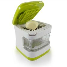 Garlic Slicer Vegetable Chopper Onion Cutter Kitchen Food Stainless Steel Tool