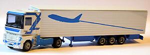 Renault AE Magnum Kühl-koffer Autoarticolato Cargo Express 1:87 AWM