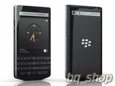 BLACKBERRY Porsche Design P'9983 8MP 64GB BlackBerry 10.3 OS Phone By Fedex