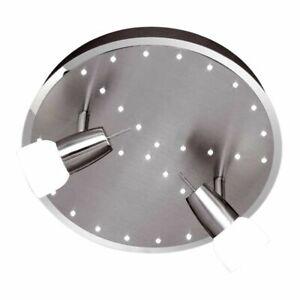 Deckenleuchte Etana ● 2-flammig mit 32 LED`s ● Dreh- und schwenkbar