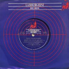 "Todd Rundgren - Bang The Drum All Day - 7"" Ex"