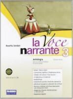 La Voce Narrante Vol.3 Zordan FABBRI EDITORE COD:9788845169854