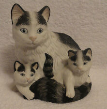 Home Interiors #1412 Miss Priss's Family (Cat Family)