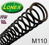 M110 AIRSOFT SPRING LONEX  FAST UK DELIVERY ULTIMATE QUALITY STEEL ASG NONLINEAR