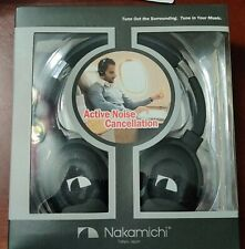 Nakamichi NC40 Noise-Cancelling Headphones