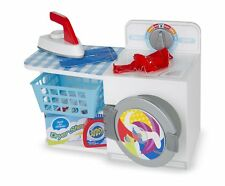 Melissa & Doug Wash, Dry and Iron Wooden Playset - Pretend Play Laundry Toy