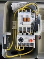 ACROSS-LINE MOTOR STARTER WITH PUSH BUTTON WALS2/230/5-8