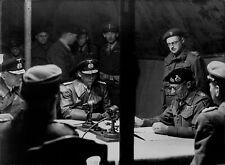 1970 German Surrender 25th Anniversary Signing Press Photo