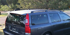 Volvo V70R V70 V70T5 Roof Rack Euro Rails 01-07; instructions included!