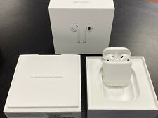 Apple AirPods Generation 2 Wireless with Charging Case MV7N2AM/A 100% AUTHENTIC