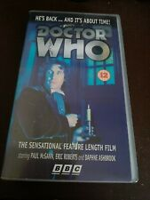 Doctor Who: The Movie (PAL VHS)