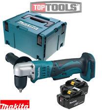 Makita DDA351 18v Cordless Angle Drill With 2 x 5Ah Batteries & Case