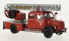 Mercedes L3500 Dl25 Metz Volunteers Fire Brigade 1:43 Model NEO SCALE MODELS