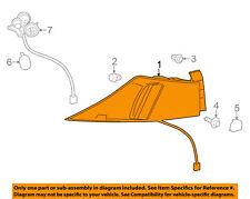 Lexus TOYOTA OEM IS350 Taillight Tail Light-Rear-Lens & Housing Left 8156153270