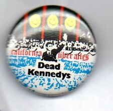 DEAD KENNEDYS California über alles - AMERICAN HARCORE PUNK ROCK BAND 25mm PIN
