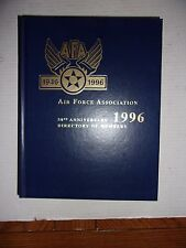 1996 Air Force Association 50th anniversary Directory of Members