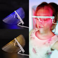 Therapy Photon LED Facial Mask Red & Blue Light Skin Care Rejuvenation Machine