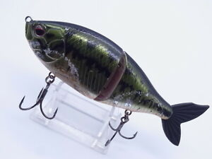 2063 Evergreen Gran Searcher Shad 55mm Schwimmend Köder 125