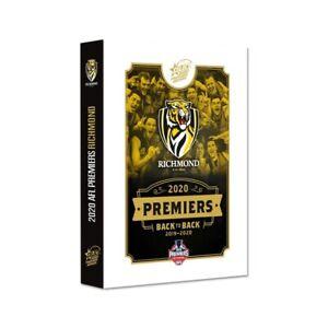 2020 AFL SELECT RICHMOND PREMIERSHIP PREMIERS SET 25 CARDS LIMITED EDITION BOX