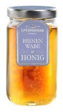 Ein Stück Honigwabe in Akazien-Honig 250 g  Ein besonderer Genuß f. Honig-Kenner
