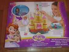 new  & sealed DISNEY JUNIOR SOFIA 2 in 1 SEA PALACE - IL PALAZZO SOTTOMARINO