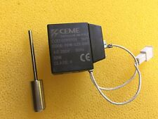 Magnetschalter für Jura Drainageventil 230V, 50 Hz, 50W, CEME Spule Drainage