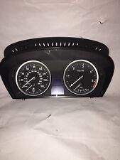 BMW 6 Series E63 Speedometer