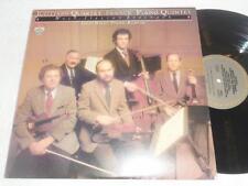 JUILLIARD QUARTET~Franck Piano Quintet~Wolf Italian Serenade 1986 CBS LP NMint